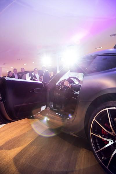 Mercedes AMG GT III