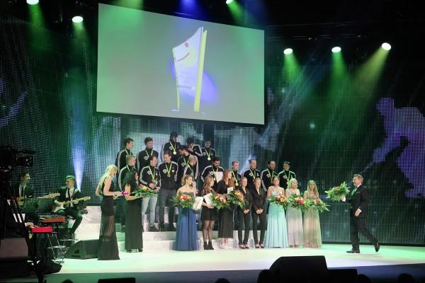 Hannover - Theater am Aegi, NP Sportgala, Wahl Sportler/Mannschaft des Jahres.  (Foto: NP-Fotopool)